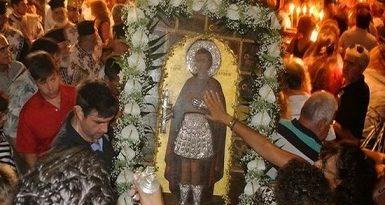 Фанурий – светецът, който помага за щастлива женитба Вярващите гъркини правят фануропита в негова чест. Следвай ме -Вяра/Гурме