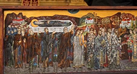 Вдовица на султан ходатайства за пренасянето на мощите на св. Иван Рилски Мара Бранкович доставя и даровете на влъхвите в Атон. Следвай ме - Вяра