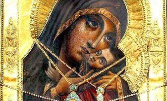 Чудотворните икони на Пресвета Богородица Скоропослушница и Пресвета Богородица Касперовска от украинския град Ананиев ще бъдат изложени в четири храма в Казанлък. Следвай ме - Вяра