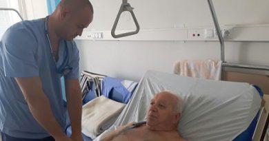 Спасяват ръката на пациент с кост от крака му Сложната ортопедична операция беше направена в Бургас . Следвай ме - Здраве