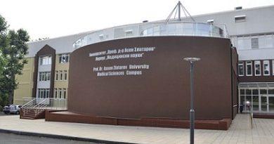 Стартира първият випуск на Медицински факултет в Бургас. Следвай ме - Общество