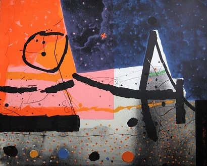 Художествената галерия в Добрич показва изложба графики от различни творчески периоди на Стоян Цанев. Следвай ме - Култура