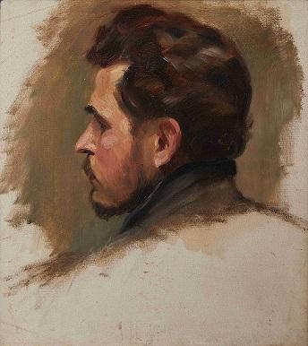 """Нито с Нея, нито с Него 135 години от рождението на Ангел Спасов (1884–1974). Проектът е по инициатива на екипа на Художествената галерия """"Илия Бешков"""" – Плевен. Следвай ме - Култура"""