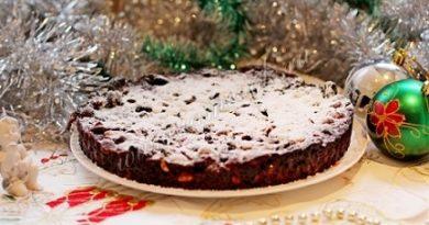 Италианците пият кафето си на Коледа с панфорте Сладкишът е подходящ за постещи и вегани Италианците си пият кафето на Коледа с традиционния сладкиш панфорте. Това кулинарно изкушение съдържа голямо количество орехи, сухи плодове и подправки. На вкус то наподобява гриляж, но е по-ароматно и наситено. Следвай ме - Гурме