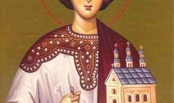 Св. Стефан е първият християнски мъченик Стефан Първомъченик (на гръцки: Πρωτομάρτυρας Στέφανος) е християнски светец от I век, определян от традицията като първомъченик и архидякон. Следвай ме - Вяра