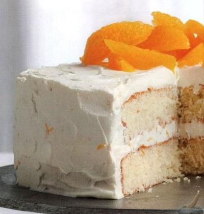 Портокалова Рождественска торта. Следвай ме - Гурме