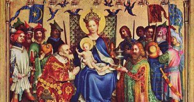 Мощите на тримата влъхви се пазят в Кьолнската катедрала През Седновековието им дават имена: Каспар, Мелхиор и Валтасар. Следвай ме - Вяра