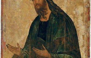 Свети Йоан Предтеча-Кръстителят Христов се чества на шест дати през годината. Той е проповядвал покаяние и е извършвал водно кръщение във водите на река Йордан за разлика от християнското Свето Кръщение, което е с вода и дух, и в него кръстеният получава Божия благодат. Следвай ме - Вяра