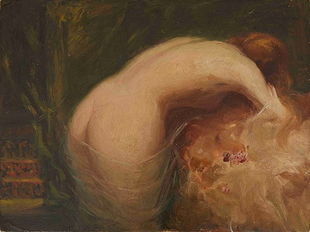 """Изложба """"Нито с Нея, нито с Него"""" показват в София Тя е по повод 135 години от рождението на Ангел Спасов (1884–1974). Следвай ме - Култура"""