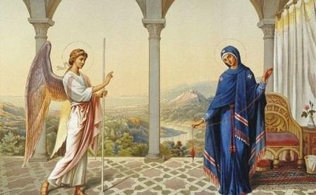 Благовещение – християнският празник на майката и жената. Следвай ме - Вяра