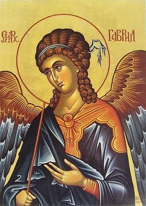 Ден след Благовещението на Пресвета Богородица Църквата е установила тържество в чест на архангел Гавриил, наричано Събор, тоест събрание на вярващите в негова чест. Следвай ме - Вяра