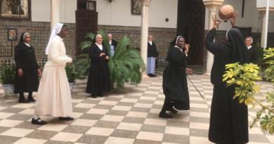 Монахини направиха баскетболен мач. Следвай ме - Хоби/Шоу
