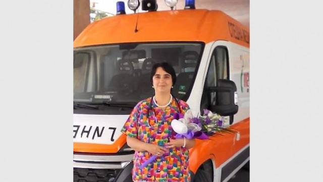 Почина от COVID-19 д-р Илияна Иванова - инфекционист в Сливен. Следвай ме - Общество