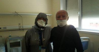 92-годишият дядо Тодор оцеля след тежко боледуване в резултат на коронавируса COVID-19. Следвай ме - Общесто