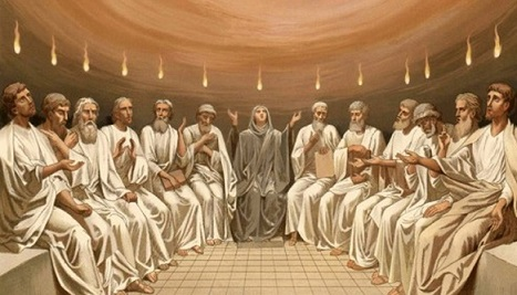 Петдесетница-рожденият ден на Църквата. Проповед на прот. Александър Мен. Следвай ме - Вяра