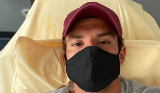 Григор Димитров е заразен с коронавирус Това става ясно от негов пост в Инстаграм. Следвай ме - Общество