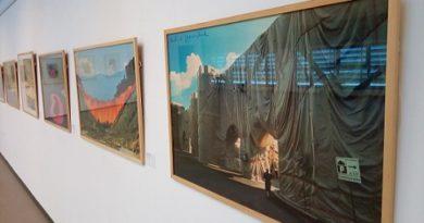 Ранни творби на Кристо Явашев на изложба в Бургас, Следвай ме - Култура