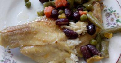 Риба с бяло вино и зеленчуци №1 е в листата по здравословно хранене. Препоръчва се след заседяване у дома, както по време на извънредното положение. Следвай ме - Гурме/Здраве