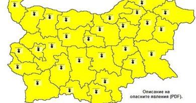 Жълт код за жеги в страната на 30 юли. Следвай ме - Общество