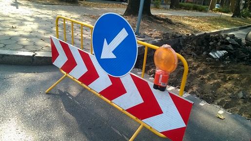 Забраняват влизането в софийски улици заради миене и ремонти. Следвай ме - Общество