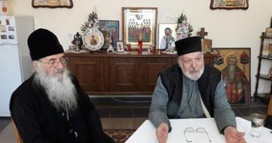 Митрополит Амвросий и протосингелът му Добри Чаков с COVID-19 . Следвай ме - Общество/вяра