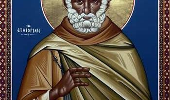 Разбойникът, който стана светец Предпазва от крадци, злосторници и насилници. Следвай ме - Вяра