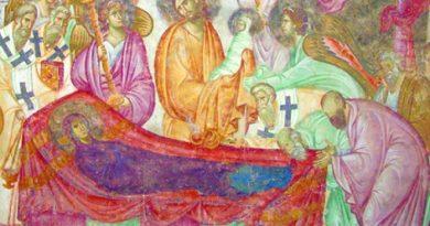 Църквата чества Успение Богородично (ВИДЕО) Народът отбелязва този ден като Голяма Богородица, творци от всички изкуства посвещават творди на Пресветата Дева. Следвай ме - Вяра