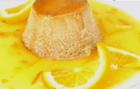 Лимонов крем карамел (два варианта). Следвай ме - Гурме