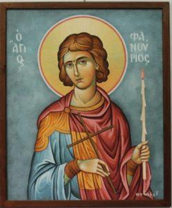 свети Фанурия, Следвай ме - Вяра