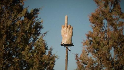 Значениет и историята на средния пръст. Следвай ме - Хоби / Шоу