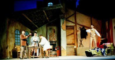 """""""Бохеми"""" на бургаска сцена в сряда Шедьовърът на Пучини събира звезден състав. Следвай ме - Култура"""