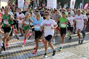 Промяна на движението заради маратон в София. Следвай ме - Общество