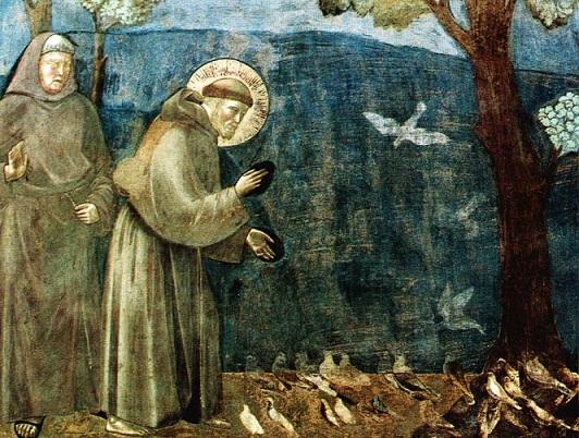 Богатият бедняк от Асизи – свети Франциск Патронният му празник – 4 октомври се отбелязва Международния ден за защита на животните, еколозите го почитат за свой покровител. Следвай ме - Вяра
