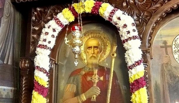 Свети Мина, който Църквата чества на 11 ноември. Следвай ме - Вяра