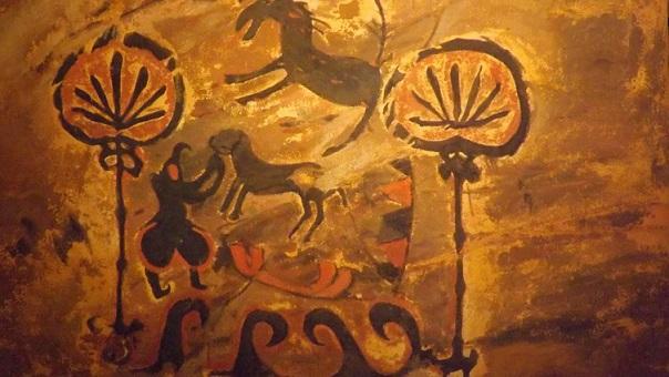 Древните рисували в пещерите под опиати. Следвай ме - Общество