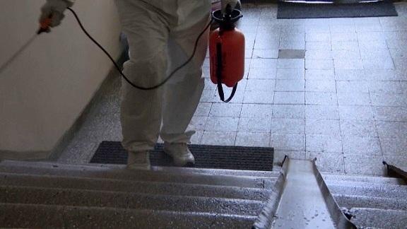 Всекидневна дезинфекция и често проветряване на жилищните входове в София разпоредиха районните кметове на домоуправителите. Това се прави по препоръка на Кризисния щаб, съобщиха от Столичната община. Следвай ме - Общество