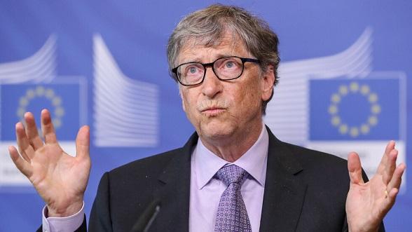 Бил Гейтс: Следващата пандемия ще е като война Щетите и загубите от Covid-19 се изчисляват на около 28 трилиона долара. Следвай ме - Общество