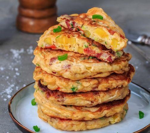 Олади ала пица Подходящи са за закуска, за лека вечеря и за път. Следвай ме - Гурме