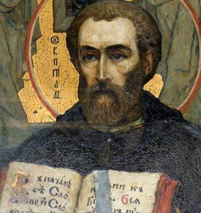 Свети Консантин Кирил Фиосол, Следвай ме- Вяра