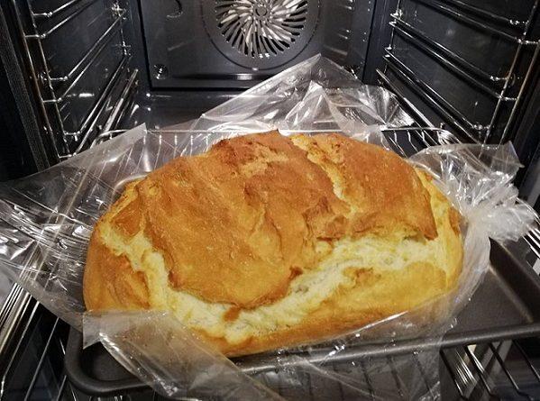 Хляб в плик и бърза питка, Следвай ме - гурме