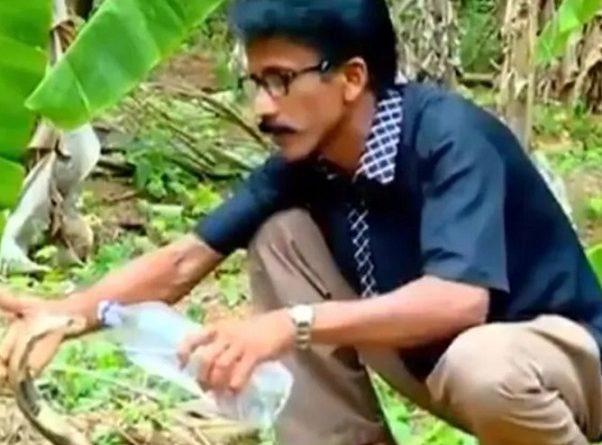 Индием пои кобра с вода от бутилка, Следвай ме - Хоби / Шоу