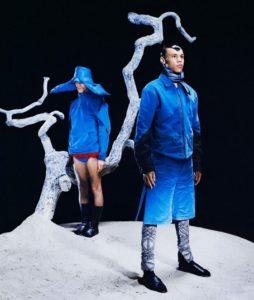 """Българин в топ 10 на изгряващите дизайнери (ВИДЕО) Антонио Вътев омая модната критика в Лондон с новата си колекция, """"Вог"""" побърза да му предрече бляскаво бъдеще. Следвай ме - Стил"""