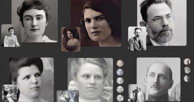"""Изкуствен интелект """"съживява"""" покойни роднини Лицата им могат да се усмихват и да променят погледа си. Следвай ме - Хоби / Шоу"""