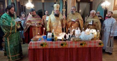 Врачанският митрополит Григорий донася Благодатния огън Владиката заминава за Гроба Господен без свещеник, за да не лишава вярващите от литургия на Велика събота Следвай ме - Вяра