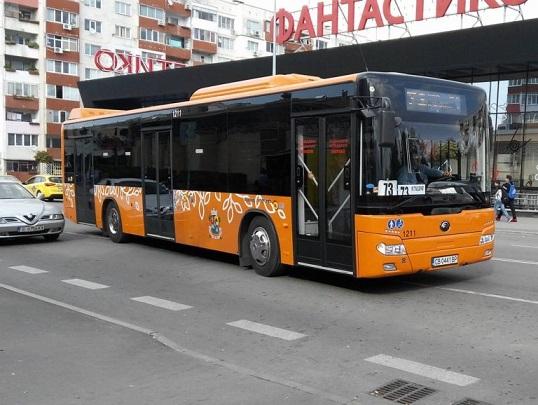 Промяна на маршрутите на автобуси в София Тя се отнася до линиите 59, 45, 60, 73, някои спирки с нови имена Следвай ме - Общество