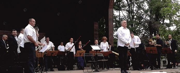 Софийският духов оркестър с концерт на открито Той е част от календара на културните събития на Столичната община Следвай ме - Култура