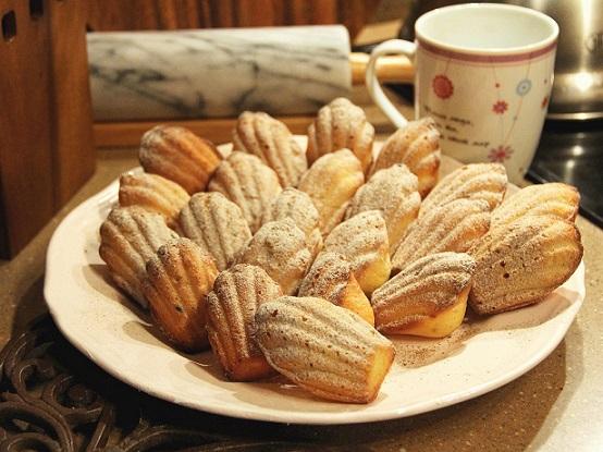 Очарователните френски сладки мадлени - Следвай ме - Гурме
