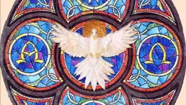 Църквата почита Светия Дух днес Третото лице на Светата Троица и, винаги ден след Петдесетница Следвай ме - Вяра