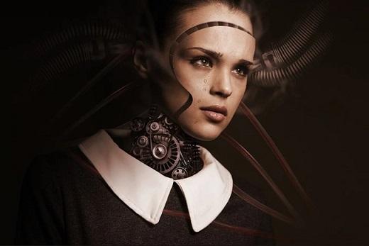 Първата актриса робот с роля в сериал Хуманоидът Айпера разказа историята си във видео интервю. Следвайме - Хоби / Шоу