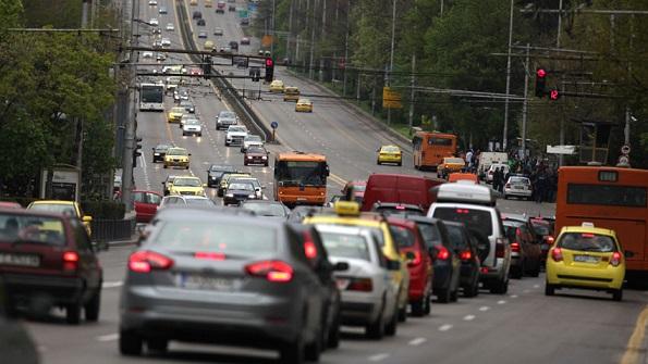 Промяна на автомобилното движение в София Следвай ме - Общество